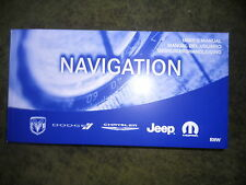 Chrysler/Jeep/Dodge Navigation Hand Book