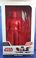 "2017 JAKKS Star Wars THE LAST JEDI - PRAETORIAN GUARD Big Figs 18"" Figure Disney"
