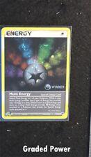 Pokemon Promo Holo MULTI ENERGY *WINNER 93/109 NM / NM-