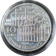 281 - 10 EUROS AUTRICHE 2005 - Réouverture de l'Opéra 1955