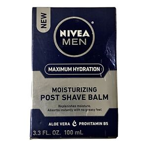 Nivea Men Maximum Hydration Moisturizing Face Wash - 3.3 fl oz