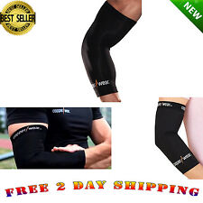 Copper Wear Compression Elbow Sleeve Tommie Fit Support Brace Medium M Recovery