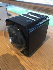 > Plastic Black > Touch Sensor Watch Winder > Boxy Fancy Brick