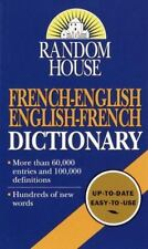 Random House French-English English-French Dictionary: By Random House