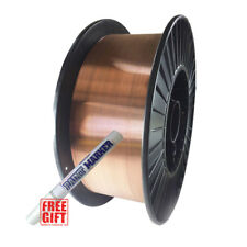 "33 lb Roll ER70S-6 0.035"" Mild Steel Mig Welding Wire"