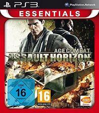 Ace Combat Assault Horizon ps-3 Essentials ps3 nuevo & OVP