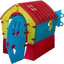 Childrens PalPlay Garden Dreamhouse Summer Outdoor/Indoor Playhouse Wendy House
