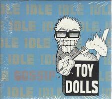 THE TOY DOLLS - IDLE GOSSIP - (still sealed digipak cd) - AHOY DPX 624