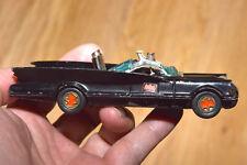 CORGI TOYS 267-Original 60 S Batmobile avec chauve-souris moyeux plus Batman Play worn