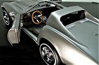 Corvette Chevrolet Race Car Chevy Classic Built Metal Body Custom Promo Model