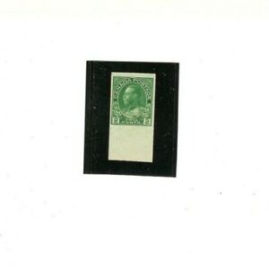 """CANADA STAMP # 137  MNH  F-VF   """"King George V""""  1924 issue    Imperforated"""