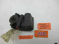 ALERO GRAND AM POWER STEERING PUMP PULLEY CAP 99 00 01 OEM 2.4L ENGINE 26028227