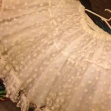 Lolita Cosplay White Cards Symbols Petticoat Jfashion Kawaii