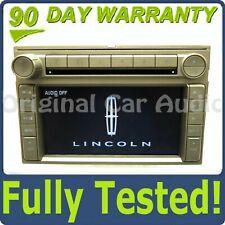 06 07 08 09 LINCOLN NAVIGATOR MKZ MKX Radio GPS Navigation Touch Screen NAV OEM