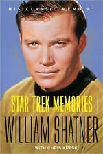 Good, Star Trek Memories, Shatner, William, Kreski, Chris, Book