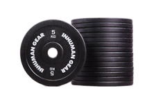 1 x 5 kg Pro Bumper Plate Hantel Olympic Bar Crossfit Fitness home gym
