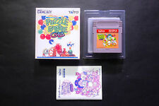 PUZZLE BOBBLE GB Nintendo GameBoy JAPAN Good.Condition