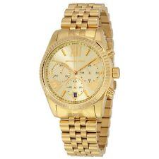 Michael Kors MK5556 Women's Quartz Lexington Chronograph Gold Watch
