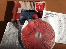 Bruce Springsteen - Born In The USA - Japan Card Sleeve CD - Matrix PRA-886X