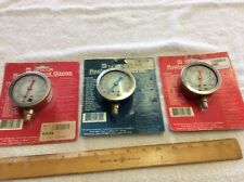 3 Heating And Air Conditioning Gas Gauges Tools Mechanics Industrial Drawer Mis
