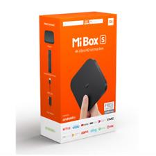 Xiaomi Mi Box S 4K Android TV 8.1 2Go+8Go OTA Wifi (International Version)