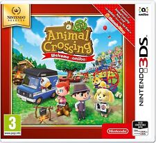 Animal Crossing New Leaf-Bienvenue Amiibo pour UK/EU 3 DS (NEW & SEALED)