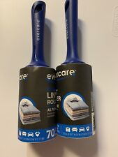 2 evercare lint roller