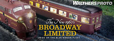 Walthers Proto PRR 1960s Broadway Limited 8-Car Set: (7 Deluxe/ 1 Standard) NIB