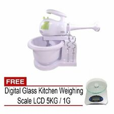 SHG-903 Stand Mixer with Glass Kitchen Scale
