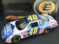 Jimmie Johnson #48 Lowe's 1/24 RCCA ELITE ROOKIE 2002 Chevy Monte Carlo 797/1200