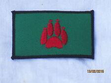 Army Dog Unit,Northern Ireland , TRF, Patch,Abzeichen, gestickt