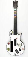Guitar Hero 3 / World Tour Gibson - White Guitar for Nintendo Wii & Wii U, VGC