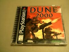 Dune 2000 for Sony PlayStation 1, PS1  **Complete**