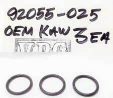 3 EACH Kawasaki 92055-025 O-RING H1 H2 S1 S2 S3 F6 F7 F8 F9 F11 KH KE KX VN