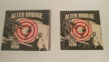Alter Bridge The Last Hero CD New W/ Autographed Booklet Signed by All Members