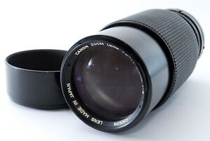 【AS IS】Canon New FD NFD 70-210mm f/4.0 Manual Focus Zoom Lens From Japan #190135