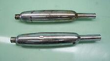 1971 BSA A65 A65L Lightning Thunderbolt A65T A-65 650cc *1391 BURGESS MUFFLERS