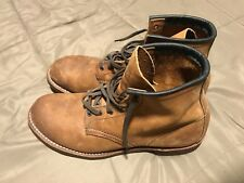 Red Wing 2963 Blacksmith Brown Mens Ankle Boots Copper Round toe Size 11D - euc