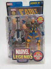Marvel Legends series 6 CABLE action figure~X-Men~VI~Comics~ToyBiz~MISP