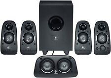 Logitech Z506 5.1 Surround 3D Stereo Lautsprechersystem mit Subwoofer NEU