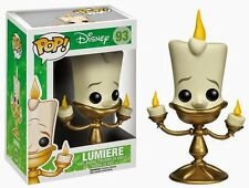 Funko Pop Disney Lumiere Vinyl Figure item #3896