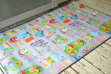 Children's Streets Road Map Nylon Home & Furniture