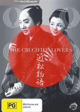 The Crucified Lovers - Kenji Mizoguchi DVD NEW-FREE POSTAGE