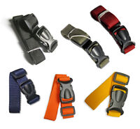 """Compression Strap with Quick Release Buckle - 20 mm (3/5"""")."""
