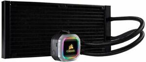 NEW Corsair Hydro Series H100i RGB Platinum Pump/Radiator Only  CW-9060039-WW