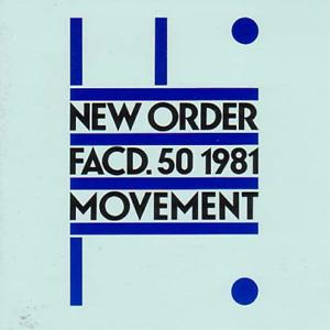 New Order-Movement (UK IMPORT) CD NEW