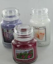 Lavender Rose Large Candles & Tea Lights