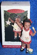 1996 Hallmark Keepsake All God'S Children Christy Ornament 1st in series