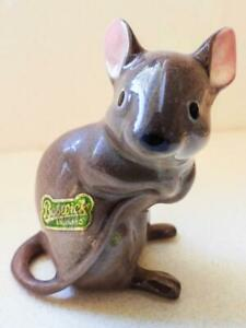 Beswick Vintage Porcelain MOUSE - Made in England