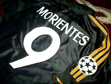 Jersey Real Madrid Fernando Morientes (M) 2000 Champions League adidas black